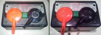 Lionel Transformer - Before and After