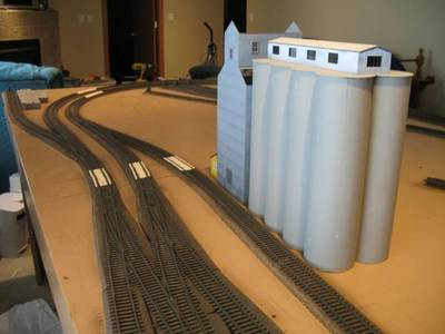 HO Scale Central Soya