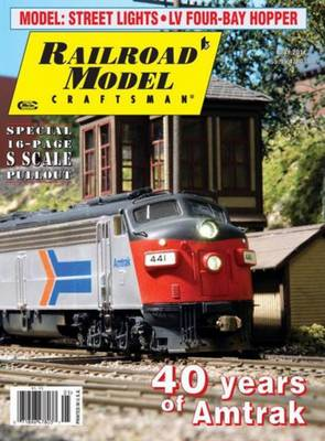 Cover shot on the PRR Williamsport Division HO